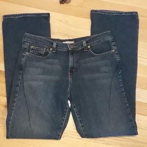 Levi 515 boot cut jeans